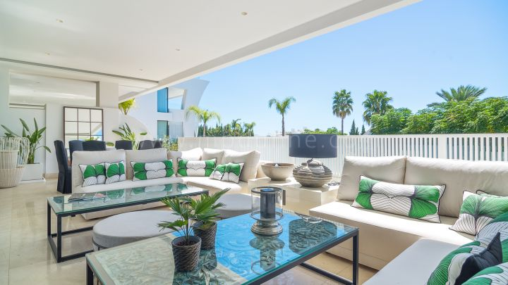 Marbella Golden Mile, Brand new contemporary apartments in Marbella Golden Mile