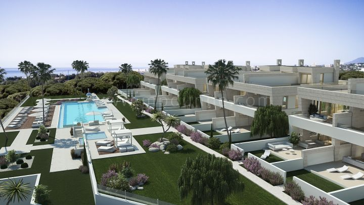 Marbella Golden Mile, Luxury brand new apartment in Marbella Golden Mile