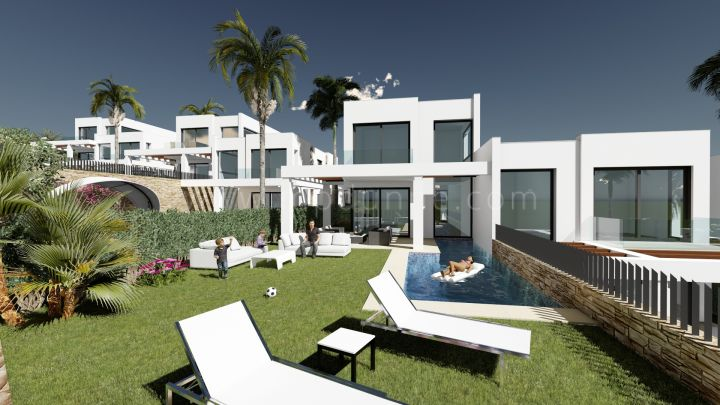 Marbella East, Luxury Frontline Golf Villa in Cabopino, Marbella