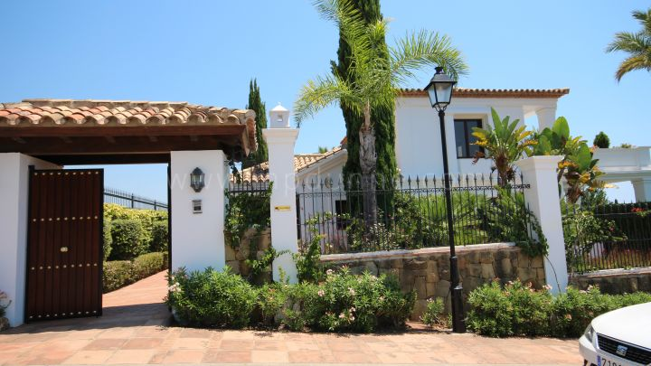 Marbella Golden Mile, Villa in Monte Paraiso Country Club, Marbella Golden Mile