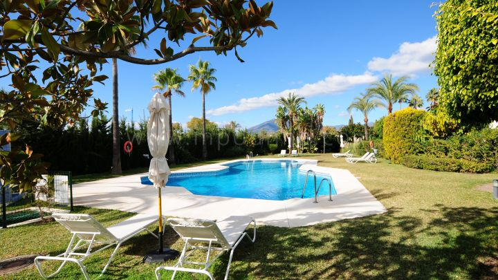 Marbella Golden Mile, Completely renovated apartment in Golden Mile Marbella