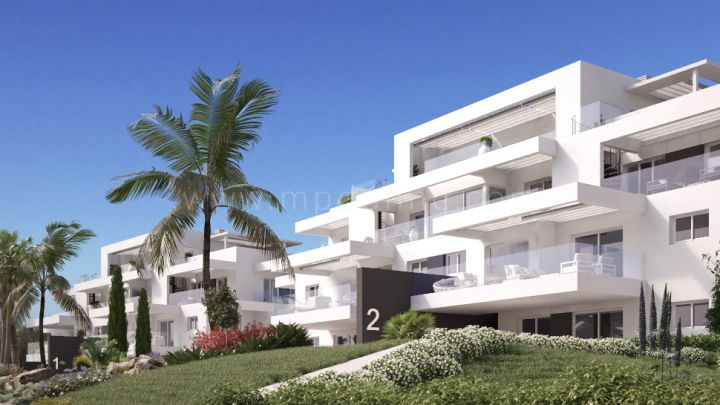 Estepona, New apartments for sale off-plan in Atalaya, Estepona