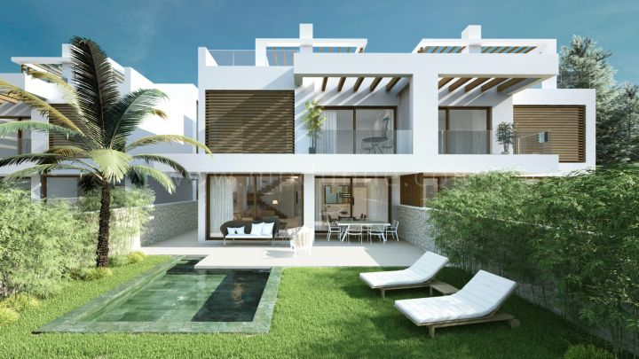 Marbella East, Luxury off-plan modern villa project with sea views in Cabopino