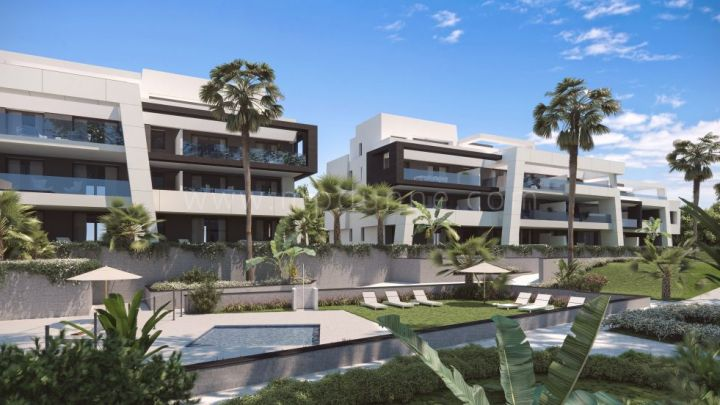 Estepona, 3 bedroom apartment on the New Golden Mile, Estepona