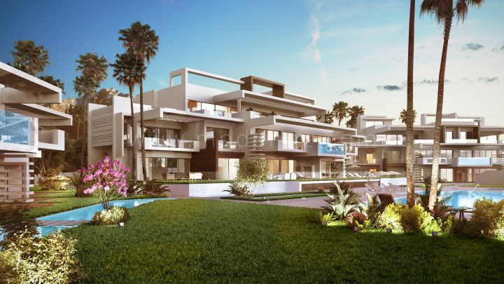 Marbella Golden Mile, Spectacular project in the Lomas de Marbella