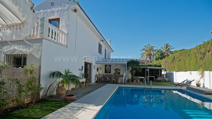 Marbella Golden Mile, Family home in Marbella Golden Mile