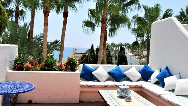 Marbella Golden Mile, Duplex penthouse on the Golden Mile, in Marina Puente Romano