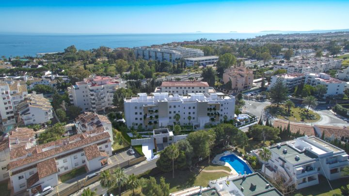 Marbella - Puerto Banus, New Modern Apartments in Puerto Banus