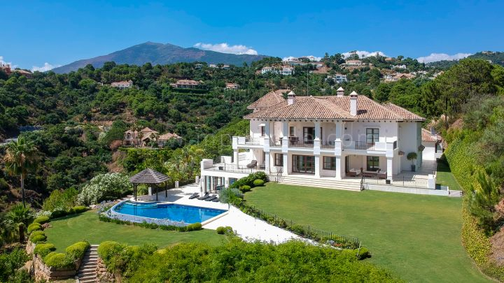 Benahavis, Magnificent Family Home in La Zagaleta Golf and Country Club