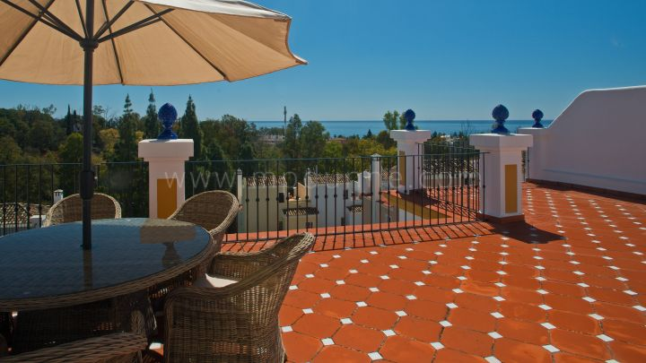 Town House in Solana de Nagüeles, Marbella Golden Mile