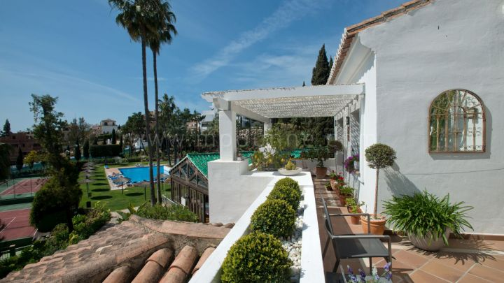 Town House in Señorio de Marbella, Marbella Golden Mile