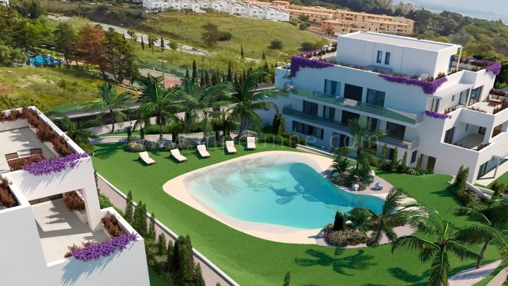 Marbella Golden Mile, New apartment development in Lomas de Marbella Club