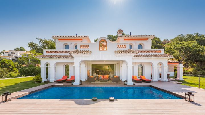 Benahavis, Luxury Villa in La Zagaleta for Rental