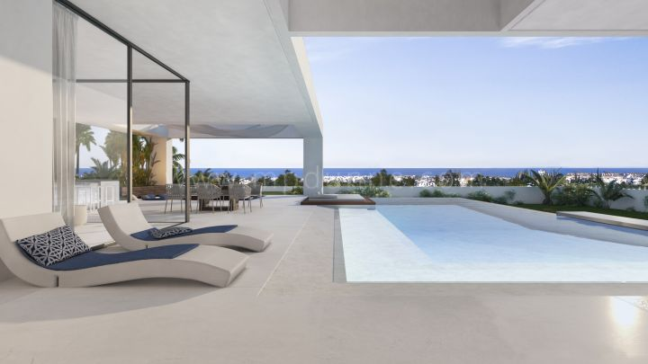 Estepona, Off plan luxury villa in Cancelada, Estepona