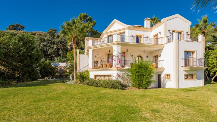 Benahavis, Elegant villa in Monte Mayor, Benahavis