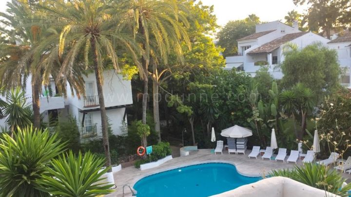 Marbella Golden Mile, Fully refurbished studio in Puente Romano