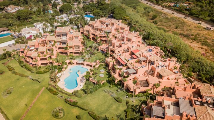 Marbella East, Bank Sale Front LIne Beach Duplex Penthouse Apartment Marbella