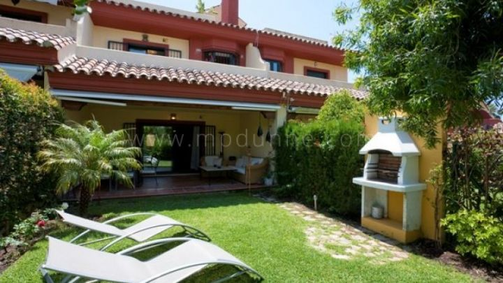 Marbella Golden Mile, Townhouse for rent in the heart of the Golden Mile