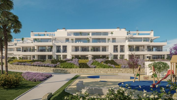 Residencial Stellaris Costa - Development in Estepona