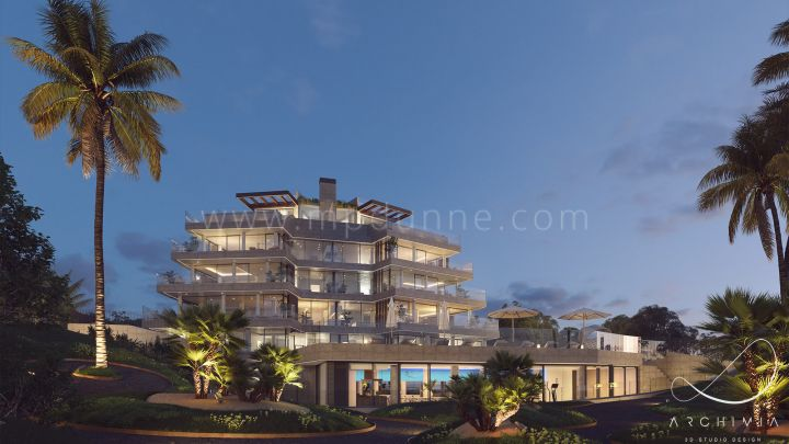 The Sapphire - Development in Guadalobon, Estepona