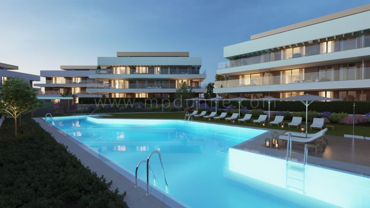 Symphony Suites - Development in Cancelada, Estepona