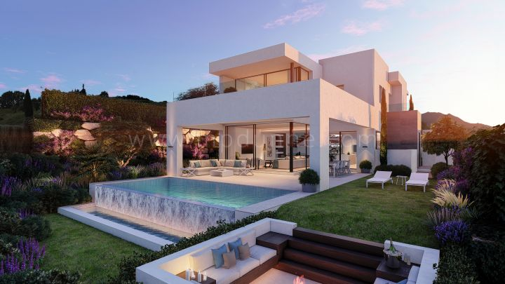 Takara Villas - Development in Estepona Golf, Estepona