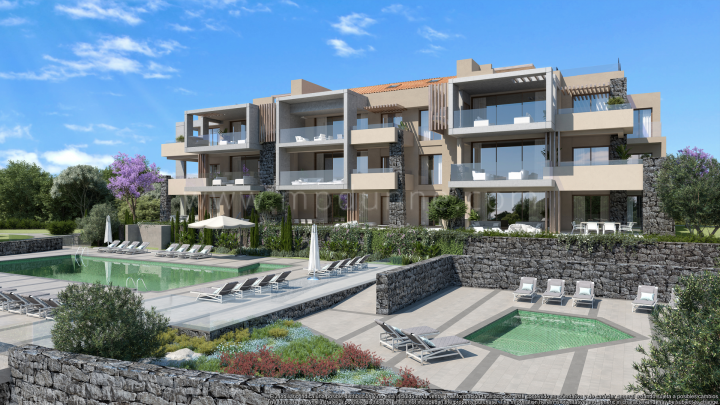 Real de la Quinta Los Olivos - Development in Real de La Quinta, Benahavis