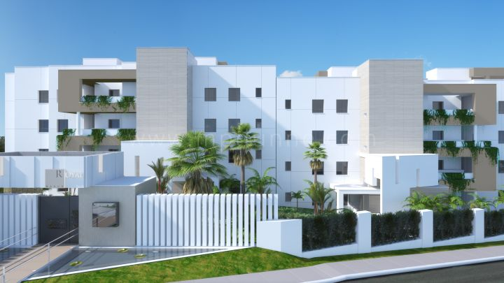 Royal Banus - Development in Marbella - Puerto Banus