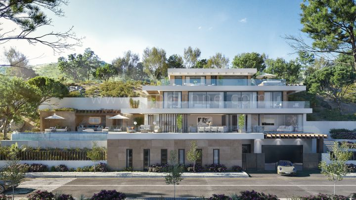 The Secret - Proyecto inmobiliario en Real de La Quinta, Benahavis