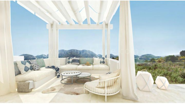 Marbella Club Hills - Proyecto inmobiliario en Marbella Club Golf Resort, Benahavis
