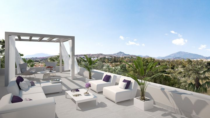Cataleya - Development in Atalaya Golf, Estepona