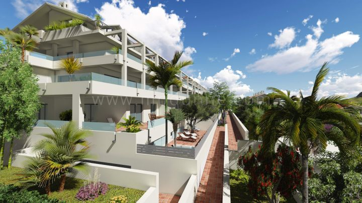 Ocean Hills - Development in Selwo, Estepona