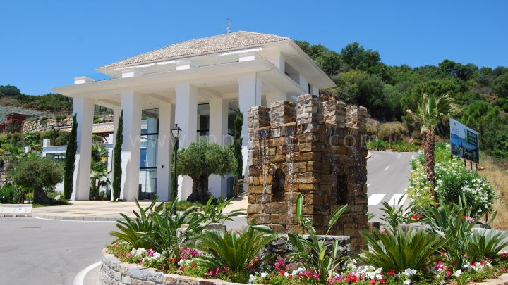 Benahavis Hills & Country Club - Fastighetsprojekt i Benahavis