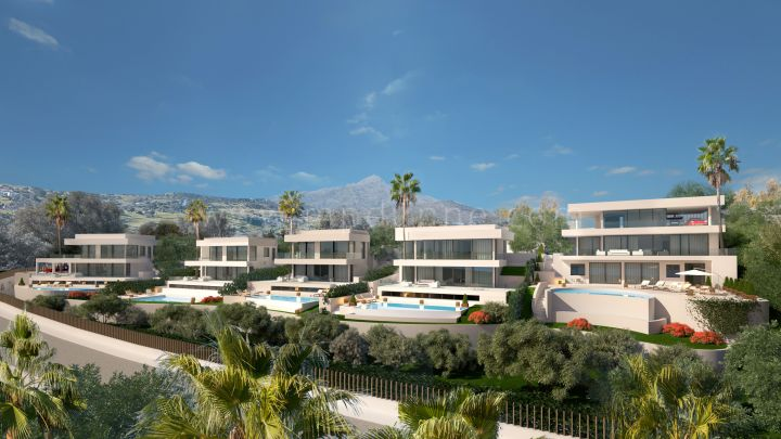 Amapura Villas - Development in Nueva Andalucia