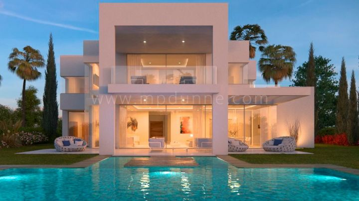 Icon Signature Villas - Development in Santa Clara, Marbella East
