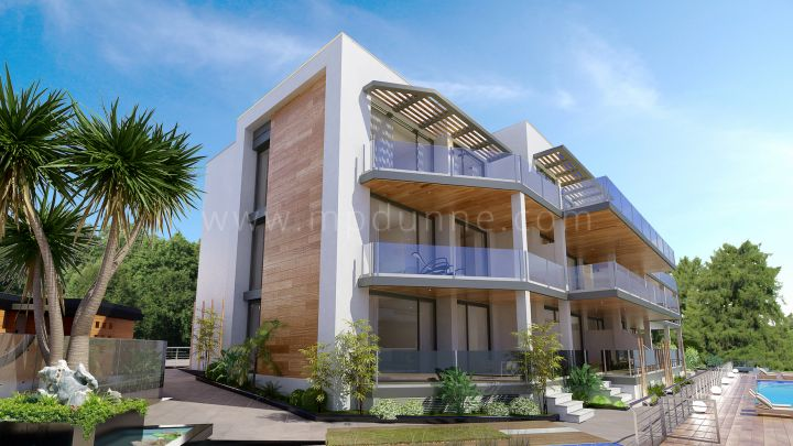 Residencial Costa Marinsa - Development in Costalita, Estepona