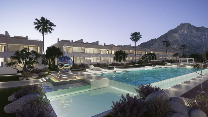 Epic Marbella - Development in Marbella Golden Mile