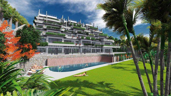 Les Rivages - Development in Estepona