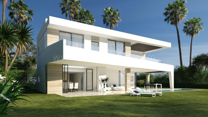 Oasis 17 - Development in La Resina Golf, Estepona