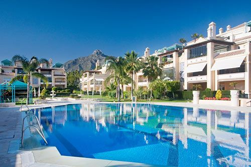 Marbella Golden Mile, Luxury apartment for sale