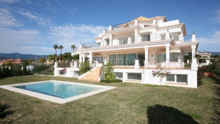 Benahavis, 7 bedroom villa, For Sale, Los Flamingos Golf,