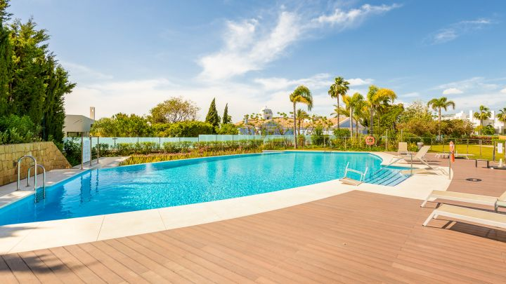 Marbella Golden Mile, Reserva de Sierra Blanca, Ground floor apartment