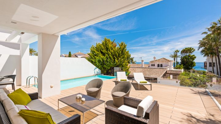 Marbella Golden Mile, Luxury Villa at Puente Romano Marbella