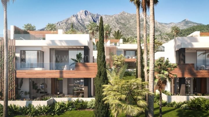 Marbella Golden Mile, Beautiful modern villa in Sierra Blanca