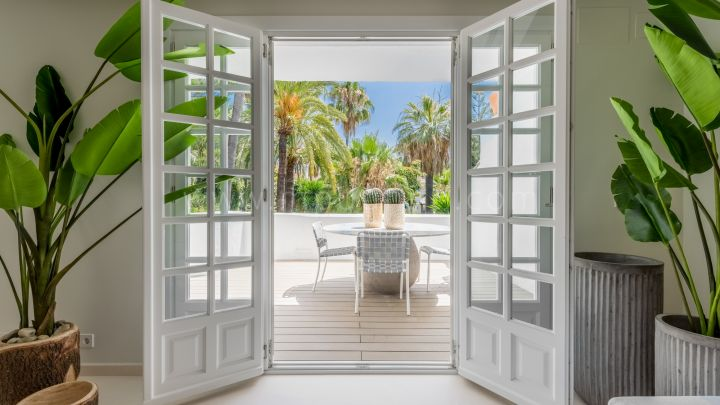Marbella Goldene Meile, Atemberaubendes Penthouse in bester Lage in Golden Mile