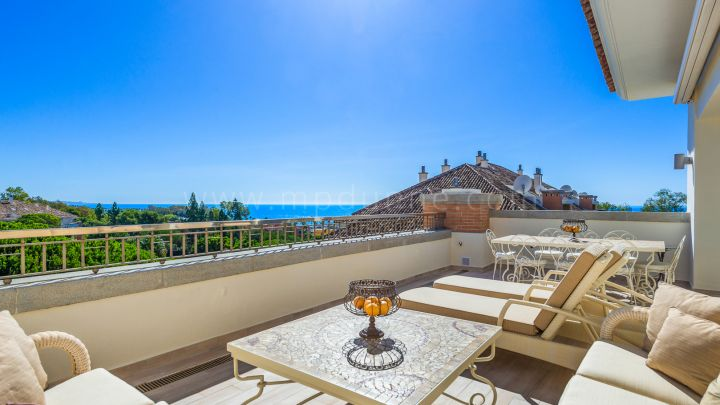 Marbella Golden Mile, La Trinidad Duplex Penthouse, Golden Mile