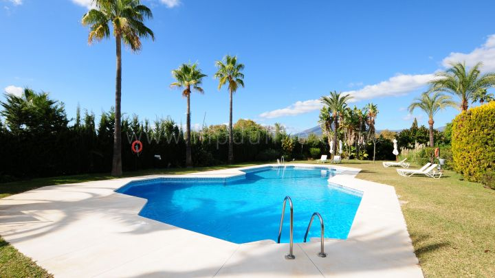 Marbella Golden Mile, Middle floor apartment in Ancon Sierra, Golden Mile, Marbella