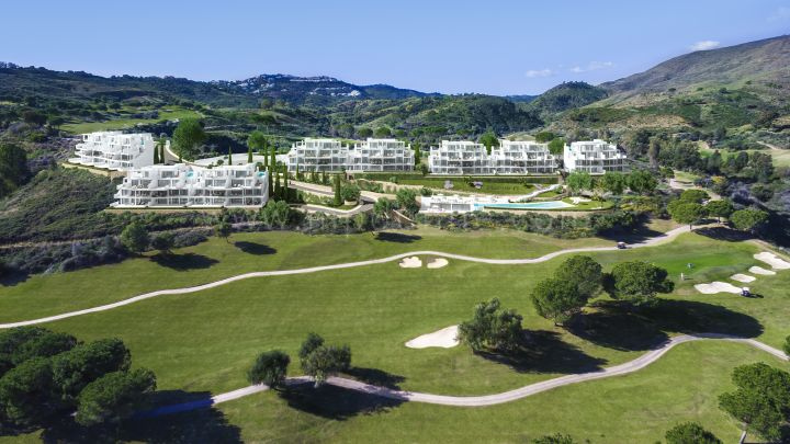 Mijas Costa, Fairways La Cala Golf, new off plan development in Mijas Costa