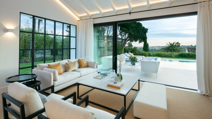 Modern Villa in the Heart of the Golf Valley, Nueva Andalucía