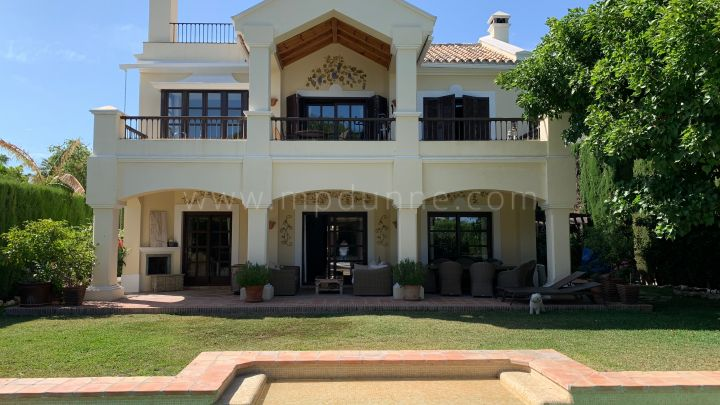Marbella Golden Mile, Family Home for Long term Rental Sierra Blanca area Marbella